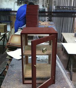 Calixto Roncero, Fabricante de Humidores para puros