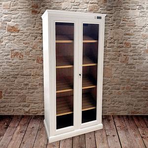 Uno de los mejores humidificadores es el modelo Soberano acabado lacado blanco