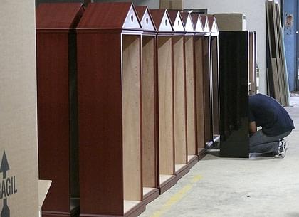 Humidores para gran almacenaje de cigarros