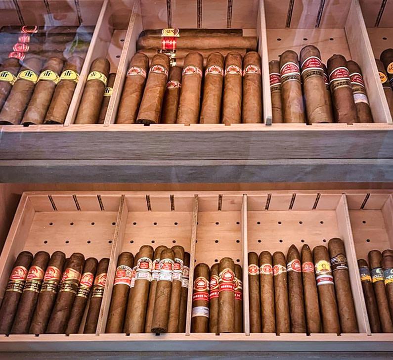 el cedro madera ideal para los cigarros