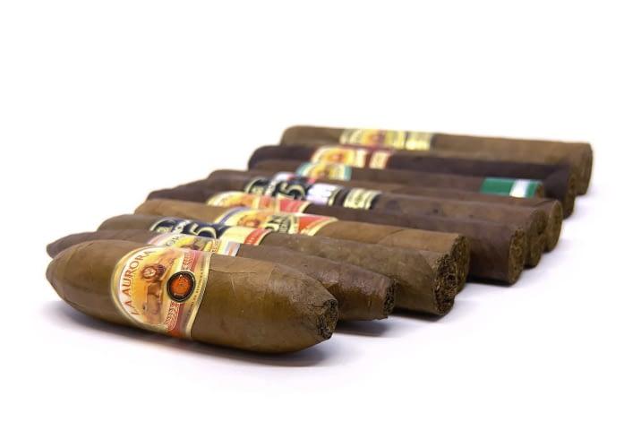 Formato de los cigarros