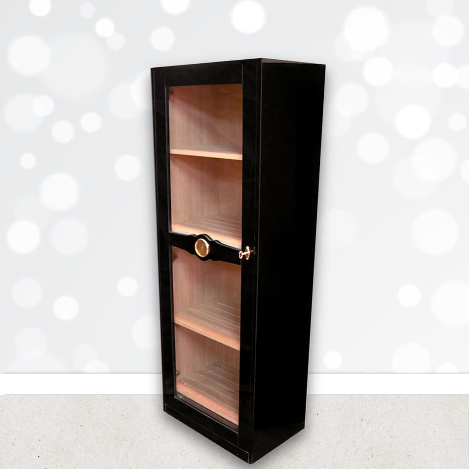 Humidor Imperial black